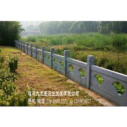 公园石栏杆 河道石栏杆 石雕栏杆生产厂家