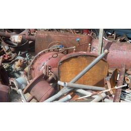 大量报废金属产品回收不锈钢回收金桥回收废电缆及废铁