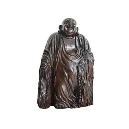 古沉木雕刻艺术品 JXLYQ00021 笑佛