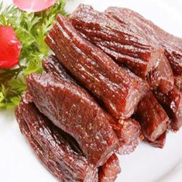 特色小吃蒙餐风干牛肉技术培训