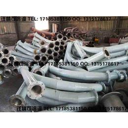 陶瓷复合管结构特点工艺流程