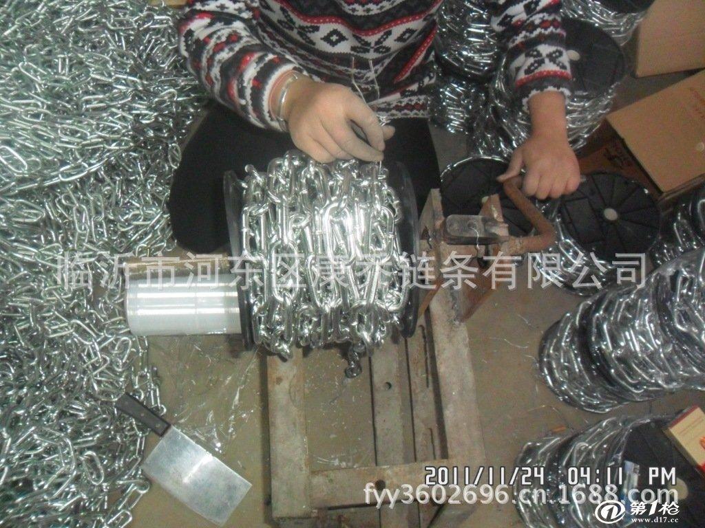 厨房直销高品质链条v厨房铁厂家、花洒链条、热抽拉镀锌喷头外贸图片