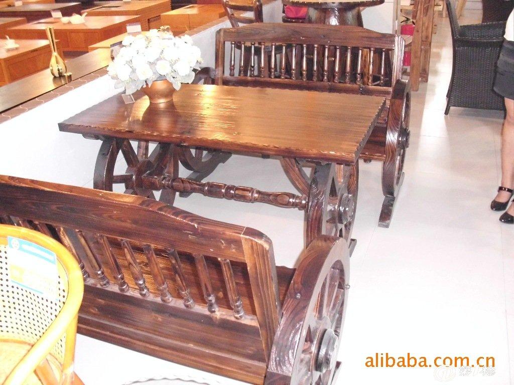 防腐木,炭化木,木屋,围栏,地板,葡萄架,凳子椅子,桌子