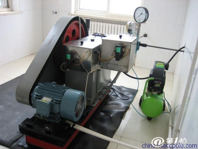 油田油井专用试压泵,超高压电动泵,电动打压泵,水压试验机,试验机图片