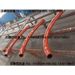 陶瓷复合管执行标准规格型号