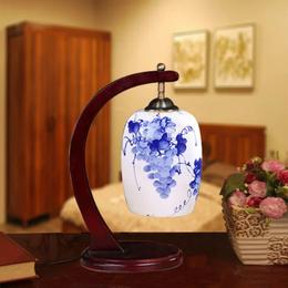 景德镇手绘陶瓷台灯