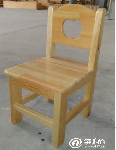 教学及图书馆设备 教学设备 学科专用教学设备 儿童实木小椅子幼儿园