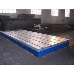 防锈铸铁平台  铁地板防锈报价  华威机械厂家直销