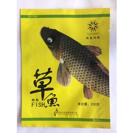 邹城鱼饵包装-拉丝粉包装-底窝料包装袋 厂家直销