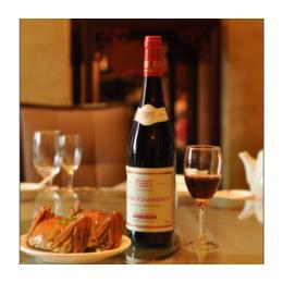 法国香蓓坦干红葡萄酒