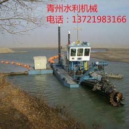 青州新型挖泥船 挖泥船 水利机械厂有限公司