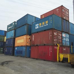供应广州二手集装箱 联系13822180206