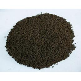 山东锰砂滤料  厂家直销除锰除铁锰砂滤料供应