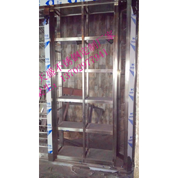 不锈钢古铜色恒温酒柜  普通酒柜