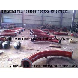 陶瓷复合管应用工况
