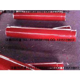陶瓷复合管执行标准安装施工