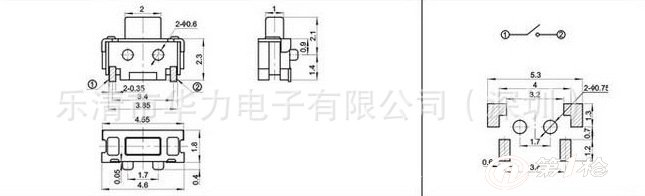 华力电子始建于一九七九年,是多年从事电子开关,连接器行业,集注塑、开发五金、塑胶模具制造的专业生产厂家。主要产品有华力牌6.35插口、2.5/3.5插口、AV同芯插座、WP线夹、AC/DC电源插座、轻触开关、微动开关、船形开关、拔动开关、IC卡座、SD/MMC/MS三合一/四合一数码卡座、USB插座、条形连接器等十余种系列四百多个品种的电子连接器产品,广泛应用于多媒体音箱、功放、DVD/EVD/HVD通讯、电视机、计算机、电冰箱、智能IC卡电表、水表、煤气表、饮水机、电话机、读写器、游戏机、电动玩具