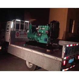 潍坊30千瓦三相交流电价格优惠耐用发电机组