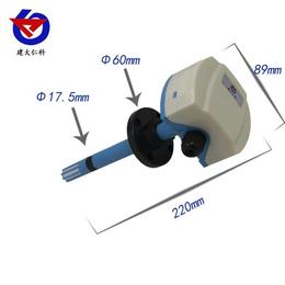 建大仁科RS-WS-N01-9管道壳温湿度变送器