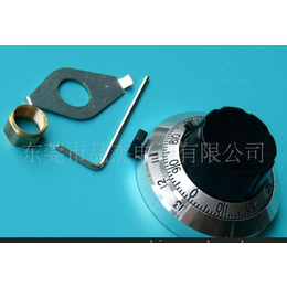供应刻度数字旋钮多圈旋钮生产厂家直销质量好价格优交货快