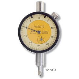 ASIMETO安度德国进口小表面系列针盘百分表