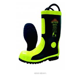 雷克兰9687L欧标CE消防战斗靴