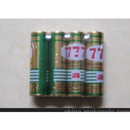 777牌环保五号铁壳电池