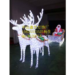 羊年LED造型灯动物滴胶造型灯厂家广东LED过街灯
