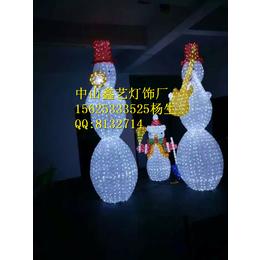 LED草坪滴胶造型灯LED动物造型灯 新款LED滴胶造型灯