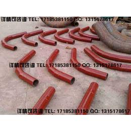 水泥厂高磨损物料输送用陶瓷复合管