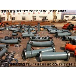 钢铁行业高温烟气输送用陶瓷复合管
