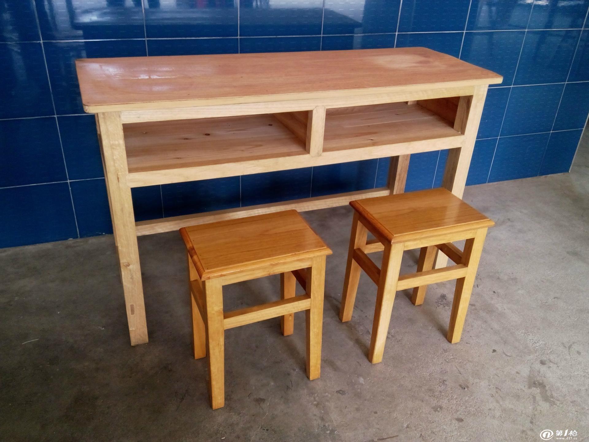 怎么加工木制课桌椅凳