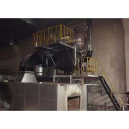 上海铭芮QC-X-X磁芯烧结炉烟气余热回收设备