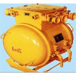 供应煤矿风机用隔爆型双电源真空电磁起动器