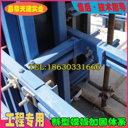 吉林建筑钢支撑冷轧钢组合剪力墙模板支撑安装速度快