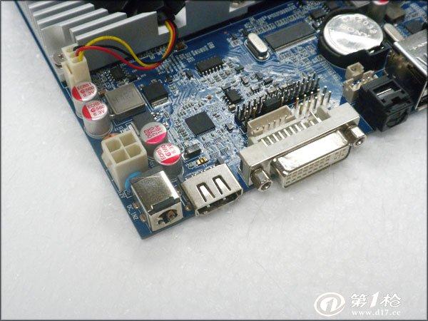 top45/ 17*17工业平板电脑主板/一体机主板/板贴2g ddr3