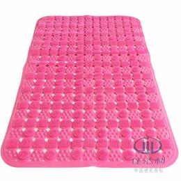 卫生间防滑垫PVC带吸盘 浴室洗澡防滑垫淋浴垫浴缸垫特价地垫