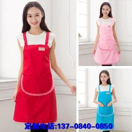 昆明广告围裙时尚漂亮的外型人性化设计既经济实惠又优雅大方