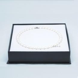 ll 致爱 ll 天然大珍珠项链 浑圆温润素雅臻品