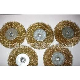 厂家直销批发带锯床配件钢丝轮 钢丝刷 带锯条 数控锯床双金属
