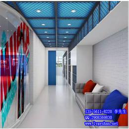 铝网板规格 菱形铝网板 铝合金网板