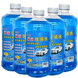 4S专供玻璃水2L装