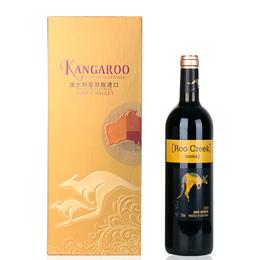 供应澳大利亚原装进口葡萄酒飞奔袋鼠-西拉