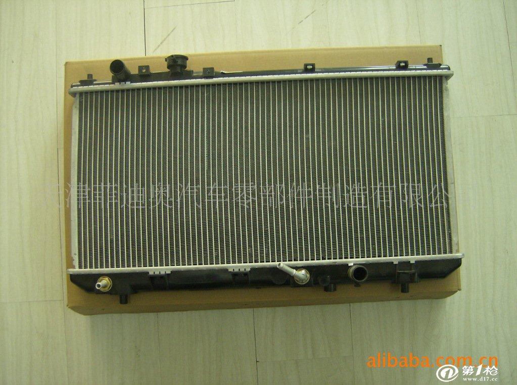 大众散热器电路图