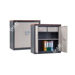 供应国保保密柜G9092 二层上二抽保密柜 文件柜