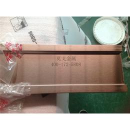 杭州莫戈金属供应玫瑰金不锈钢门套及装饰线条剪板开槽折弯加工