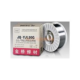 天津金桥JQ 308L不锈钢药芯气保焊丝