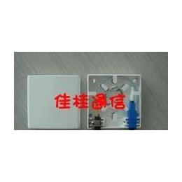 佳桂通信SC信息面板SC光纤信息插座