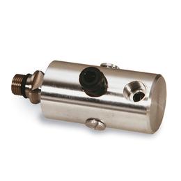 Rotoflux进口旋转接头高速冷却液空气干运转