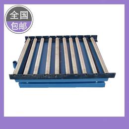 不锈钢滚筒电子秤 200公斤防水滚轮秤